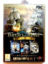Impero Dei Mari Anthology Pal/Ita Nuovo Sigillato Retrò Videogioco Sealed New