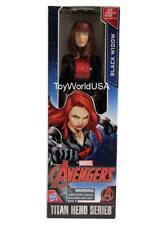 Hasbro Marvel Avengers Titan Hero Series Black Widow