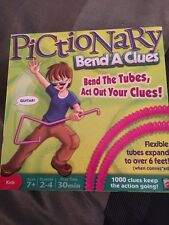 Pictionary Bend A Clues Game by Mattel, Kids Age: 7+