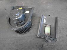 Seat Arosa VW Lupo '52 Blower motor fan heater + resistor 1J2819021B 1J0819022A