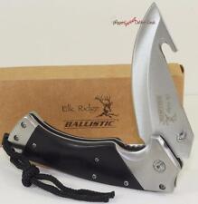 Elk Ridge Guthook Spring Assisted Opening Skinning Hunting Folding Pocket Knife