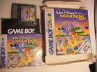 jeu GBA NINTENDO Game Boy Color Walt Disney World Quest Magical Racing Tour
