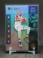 2019-20 Panini Illusions RJ Barrett RC, Rookie Card Holo, New York Knicks