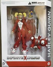 "Infinite Crisis Harley Quinn Pajama Party 7"" Action Figure DC Collectibles"
