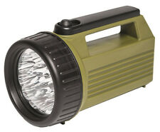 Mil-Tec Handscheinwerfer 19 LED (4D) Oliv Taschenlampe Lampe Strahler