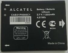 NEW OEM Alcatel  Cab31p0000c1 Battery For Ot-908 Ot-908m Ot-990 Ot-990a 1300mAh