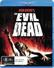 THE EVIL DEAD 1 : NEW Blu-Ray