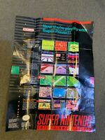 Now You're Playing With Super Power Super Nintendo SNES Poster 12 X 15 Inches