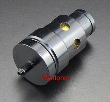 "1"" 25mm OD Inlet BOV Blow off Valve Turbo Bypass Brass Piston Black"