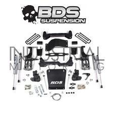 BDS SUSPENSION 2011-2018 CHEVY GMC 2500HD 4.5 INCH LIFT KIT FOX SHOCKS