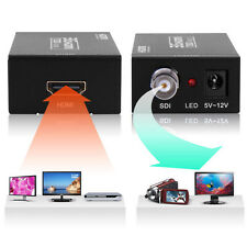 New MINI 3G HDMI to SDI Converter BNC SDI/HD-SDI/3G-SDI 2.970 Gbit/s