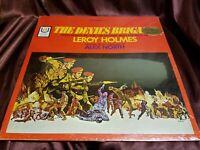 THE DEVIL'S BRIGADE - ALEX NORTH vinyl soundtrack Vinyl LP! New & sealed!