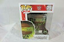 Funko Pop! Sports: WWE - Naomi (Chase) (Glows in the Dark) Vinyl Figure