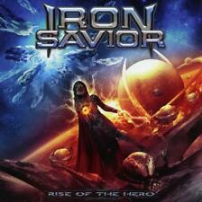 IRON SAVIOR - RISE OF THE HERO - CD - 884860098120