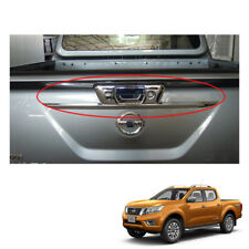 Tail Gate Tailgate Handle Cover Chrome for Nissan NP300 Navara Frontier 15 16 17