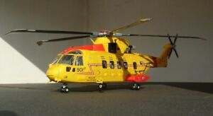 1:72 United States Eh-101 Cormorant Helicopter Model Assembly Aircraft Assembly