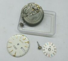 USED SEIKO 4006A BELL-MATIC AUTOMATIC WATCH MOVEMENT ( BALANCE OK ) FOR PARTS