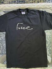 1999 Fosse Broadway Show T Shirt -medium
