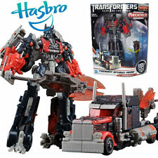 HASBRO TRANSFORMERS FIREBURST OPTIMUS PRIME AUTOBOT MECHTECH ACTION FIGURES TOY