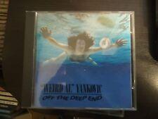 """Weird Al"" Yankovic – Off The Deep End CD 1992 Scotti Bros."