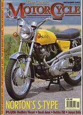 The Classic M/C, Nov 2002 – Radco, Montlhéry Vincent, T60, Aurea, Commando 750S…