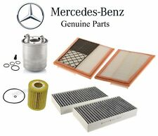 For Mercedes W164 ML X164 GL-Class W251 R-Class Complete Filters Kit Genuine