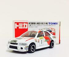 TOMY TOMICA NO.104 MITSUBISHI LANCER EVOLUTION WRC - RARE