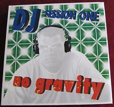 "Schallplatte Vinyl Maxi-Single DJ Session One ""No Gravity"""
