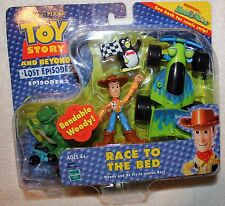 Toy Story RACE TO THE BED Action figure set!