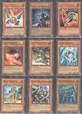 Yu-Gi-Oh! Warrior Type Deck w Total Defense Shogun, Freed the Matchless General