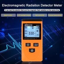 GM3120 Digital Detector de Radiación Electromagnética Medidor Dosímetro LCD G8G1