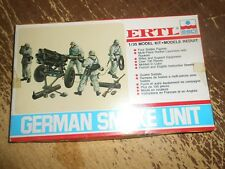 Esci German Smoke Unit Model Unstarted in Box 1/35