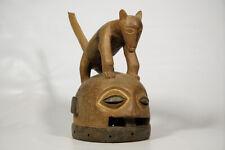 "Small Yoruba Epa Mask 16.5"" - Nigeria - African Art"