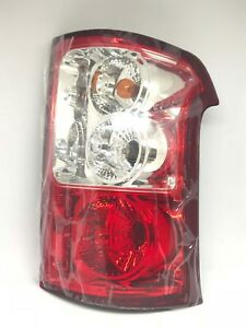 Genuine 8360207001 Rear RH Tail Lights Lamp 1p for Ssangyong Musso Sports
