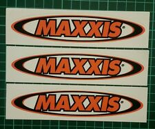 m MAXXIS Racing Decals stickers atv nhrda drags offroad drift utv diesel crawl