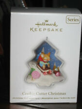 "2012 Hallmark ""COOKIE CUTTER CHRISTMAS"" - #1 IN SERIES - NEW!"
