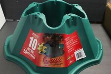 Jack Post Oasis Christmas Tree Stand, up to 10', 1.9gal Water #039678952298--NEW