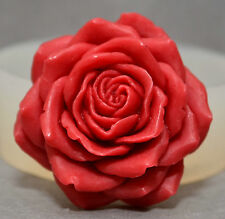 Flower Flower Silicone Form Silicone Mold Fondant Soap Fimo Rose Plaster