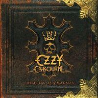 OZZY OSBOURNE - MEMOIRS OF A MADMAN  2 VINYL LP NEU