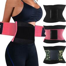 Women's Body Shaper Waist Trainer Plus Size Slimming Belt Girdle Firm Control