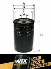 NEW Genuine WIX Replacement Oil Filter WL7077