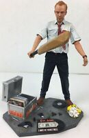 "Shaun Of The Dead NECA 2006 7"" Reel Toys Cult Classics Series 4 Figure NwUnboxed"