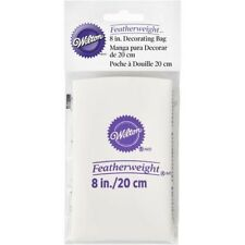 Wilton Featherweight Decorating Bag 8 inch One Bag