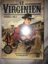 LE VIRGINIEN DVD SAISON 4 VOLUME 1 SERIE TV WESTERN