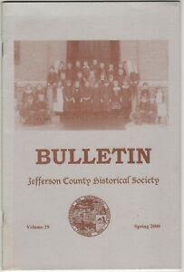 Jefferson County NY History Christine Baumert School Rules Corporal Punishment