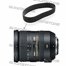 LENS ZOOM RUBBER GRIP RING FOR NIKON 18-200mm AF-S DX VRII G f/3.5-5.6 GENUINE