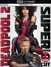 Deadpool 2 [4K Ultra HD Disc+ BLU RAY] No Digital Included