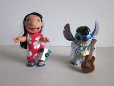 "Disney Hasbro Lilo & Stitch 5"" Jointed Vinyl Figures Clothes & Accessories Rare"