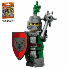 LEGO 71011 MINIFIGURES Series 15 #3 Frightening Knight with unused code