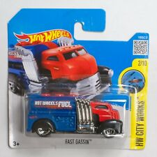 HW0008 Hot Wheels 2016 Fast Gassin 2/10 - HW City Works DHW99